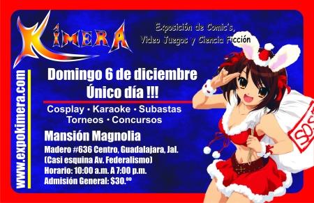 ExpoKimera Xpress